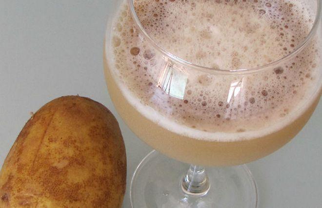 картофельный сок для микроклизм при внутреннем геморрое