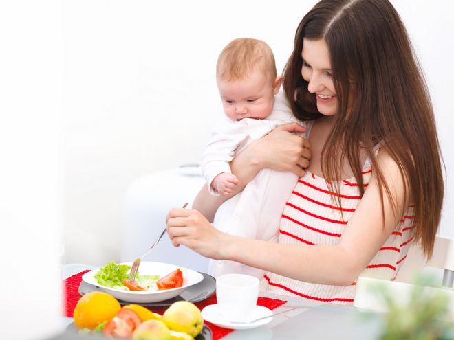 диета для кормящих при дисбактериозе у детей