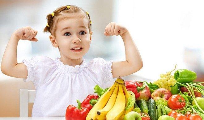 правильное питание детей при дисбактериозе