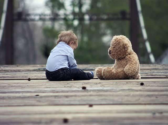 психологическая причина запора у детей